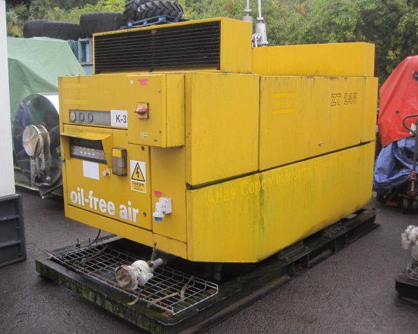 Atlas Cocp ZT245 electric compressor