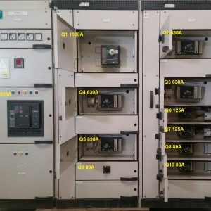 SWITCHGEAR - MDB1