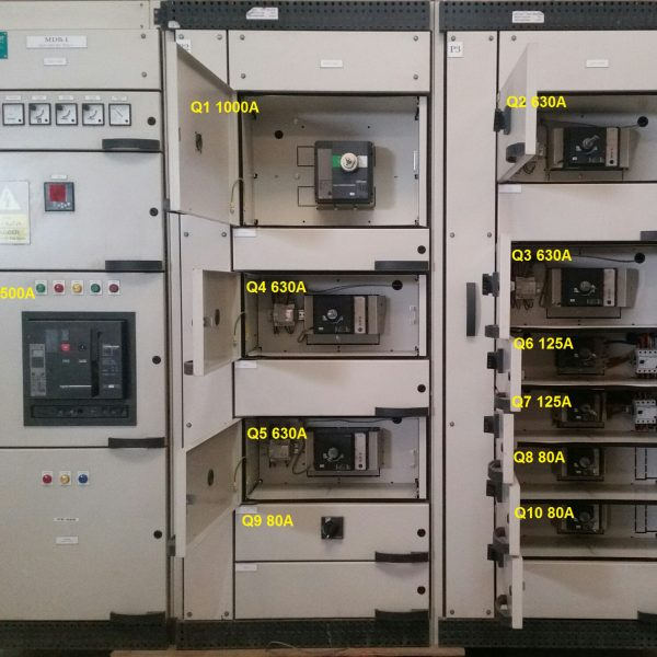 SWITCHGEAR – MDB1